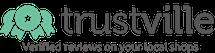 Trustville verified reviews logo